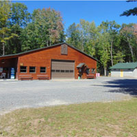 Beautiful Campground With Large Sites New Swimming Pool Rec Hall Playground Miniature Golf Pavilion Trails Pond Trout Stream And More