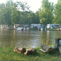 Private Seasonal Waterfront Park Large Sites All Facing The Water Paradise Cove Is Not A Campground But